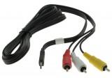 AV Kabel - compatibel met Sony VMC-15MR2
