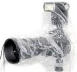 Handige Regenhoes voor DSLR en systeemcamera's - 2 stuks
