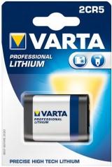Varta Professional Photo Lithium batterij - 2CR5