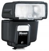 Nissin i40 camera flitser - voor Nikon