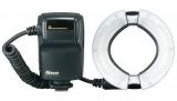 Nissin MF18 macro ringflitser - voor Nikon