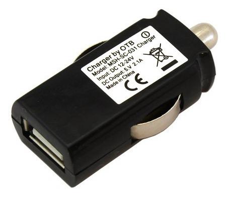 Mini USB autolader