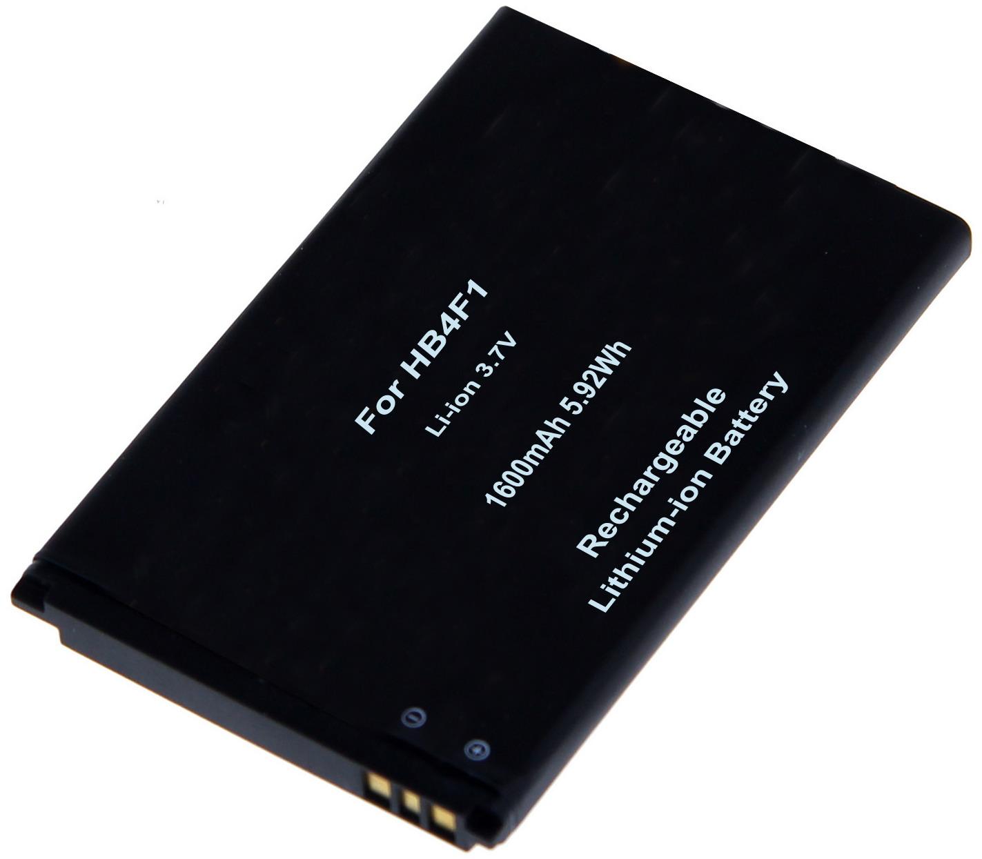 Accu voor Huawei Trekstor mobiler WLAN Hotspot