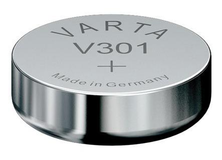 Varta V301 knoopcel batterij