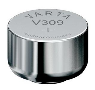 Varta V309 knoopcel batterij