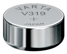 Varta V319 knoopcel batterij