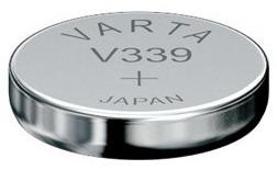 Varta V339 knoopcel batterij