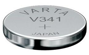 Varta V341 knoopcel batterij