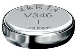 Varta V346 knoopcel batterij