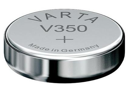 Varta V350 knoopcel batterij