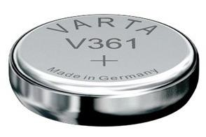 Varta V361 knoopcel batterij