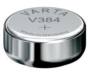 Varta V384 knoopcel batterij