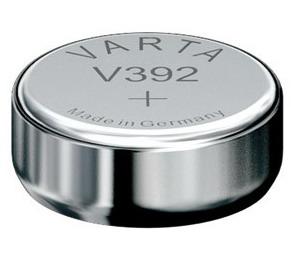 Varta V392 knoopcel batterij