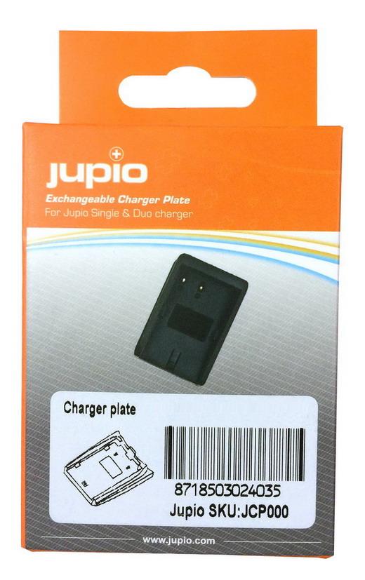 Jupio Charger Plate voor Fuji NP-W126