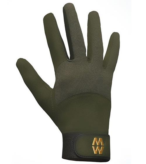MacWet Climatec Long Foto handschoenen - Groen - 8cm