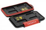 Caruba sterke Geheugenkaart Case - voor SDHC en SDXC