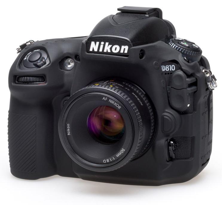 easyCover camera-bescherming voor Nikon D810