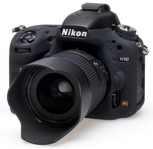 easyCover camera-bescherming voor Nikon D750