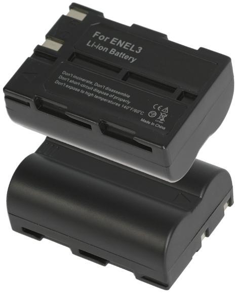 Camera accu voor Nikon D50