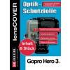 Lenscover bescherming GoPro Hero3+ - 6-stuks