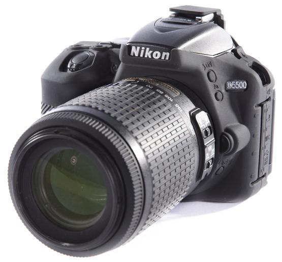 easyCover camera-bescherming voor Nikon D5500 en Nikon D5600
