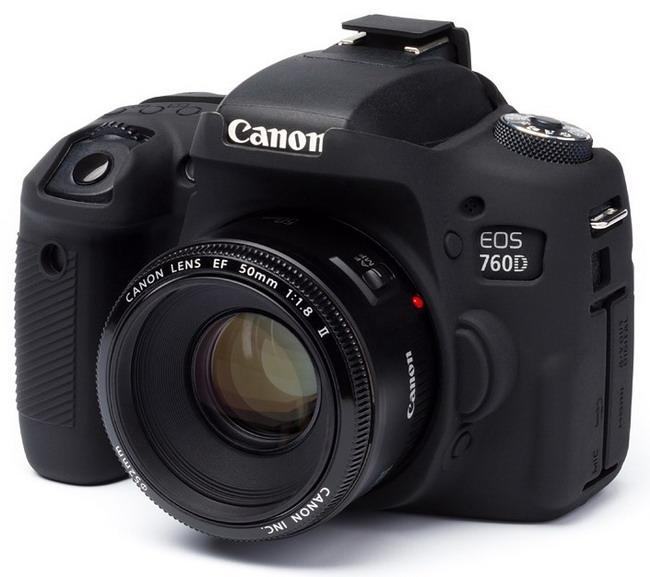 easyCover camera-bescherming voor Canon EOS 760D
