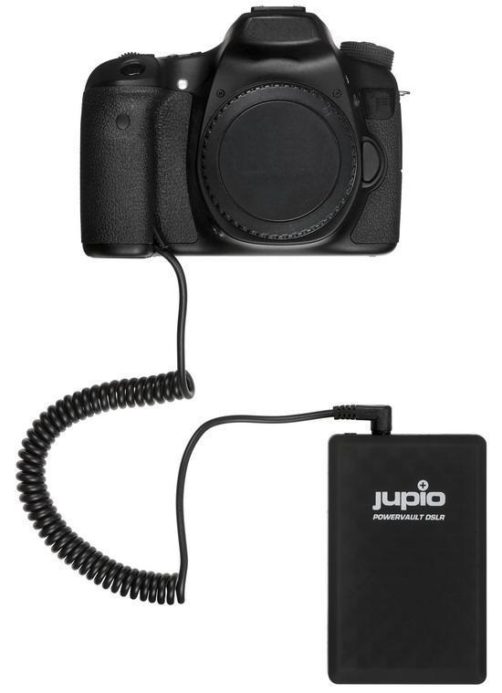 JUPIO POWERVAULT DSLR SONY NP-FW50