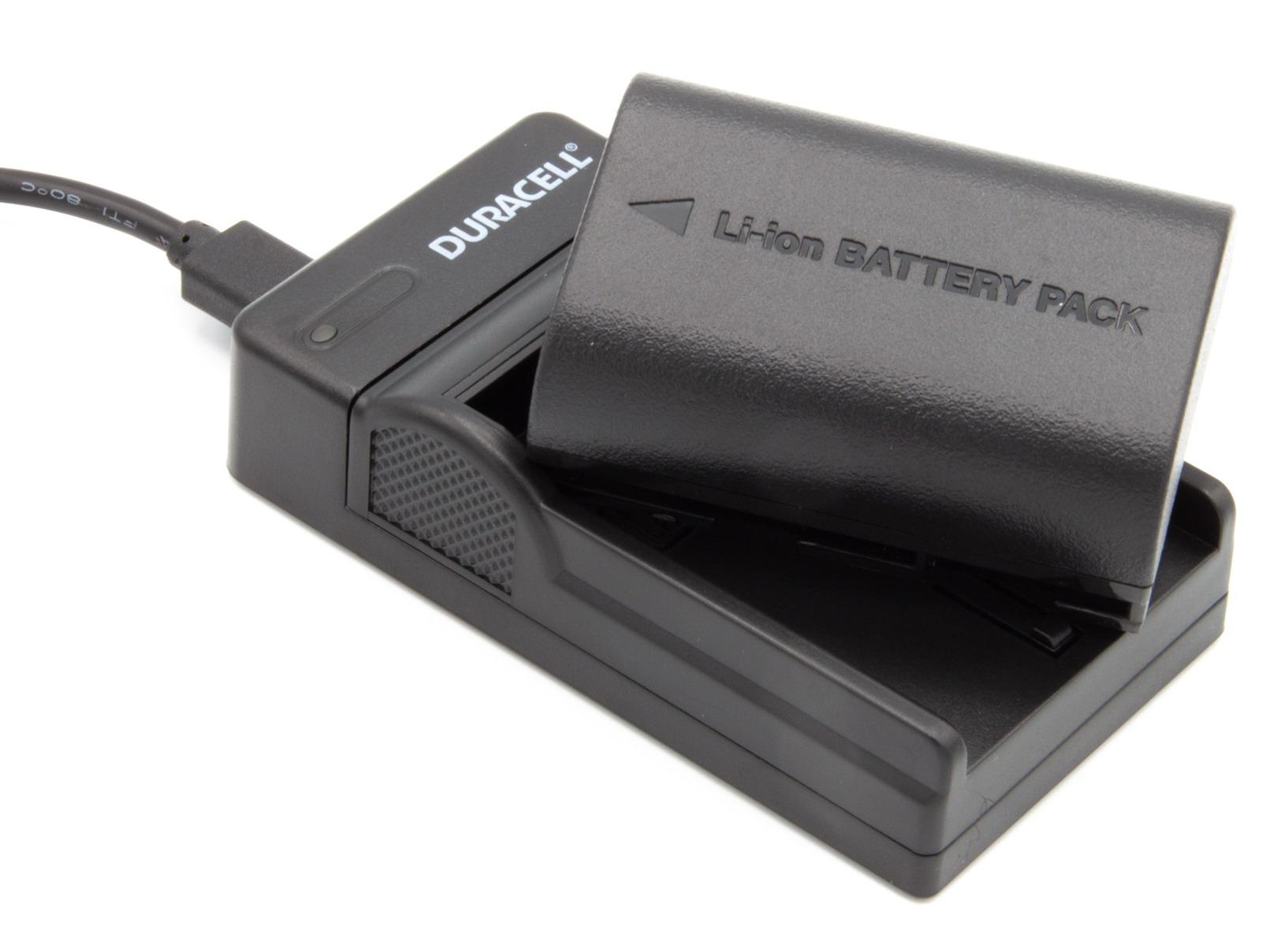 Camera accu LP-E6 + mini USB oplader