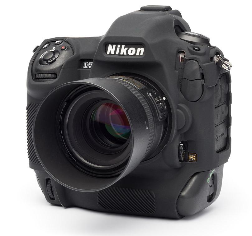 easyCover camera-bescherming voor Nikon D5