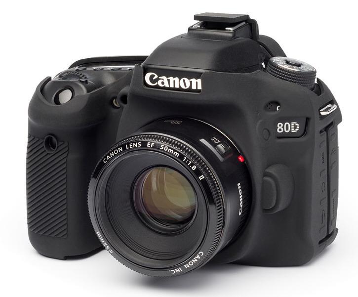 easyCover camera-bescherming voor Canon EOS 80D