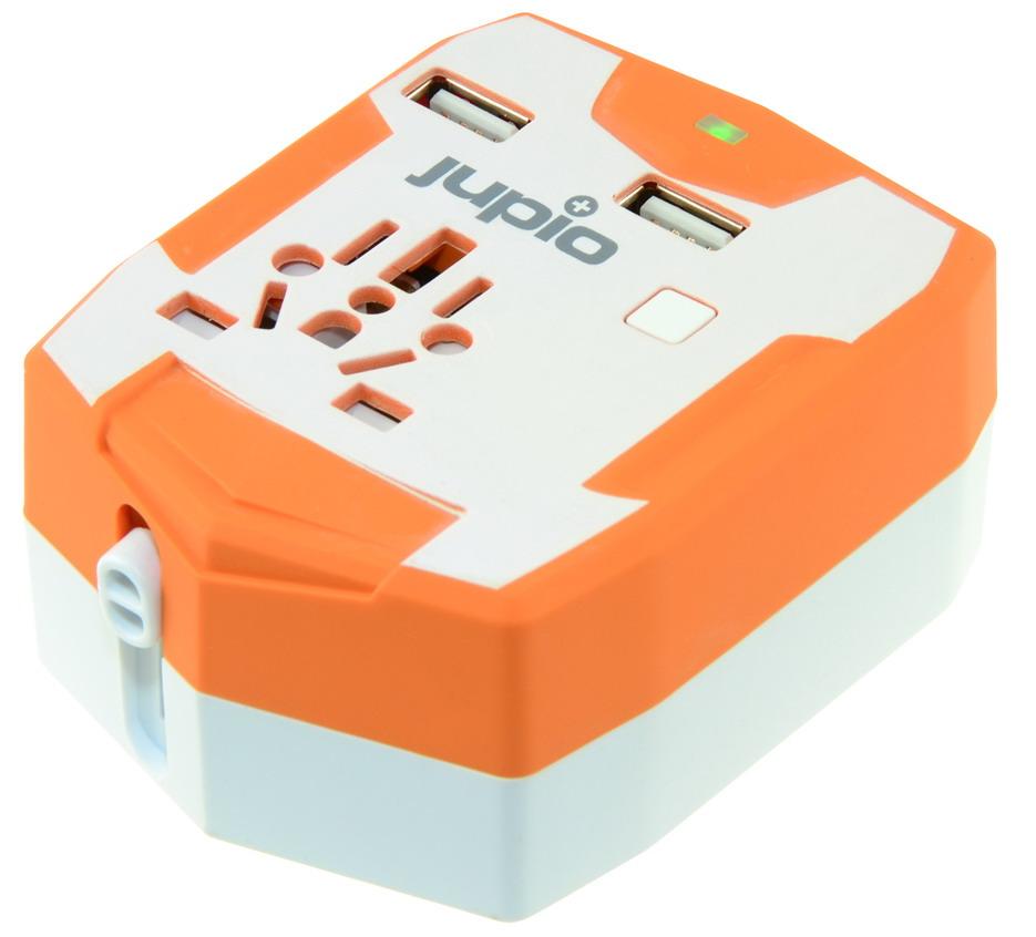 Jupio PowerVault 6000 Travel Adapter