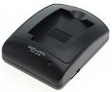 USB mini oplader voor Olympus BLS-1 en BLS-5