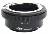 Kiwi Photo Lens Mount Adapter NK(G)-EM