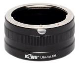 Kiwi Photo Lens Mount Adapter SM-EM