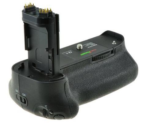 Chilipower Batterygrip voor Canon EOS 5D MarkIII (BG-E11) + afstandsbediening