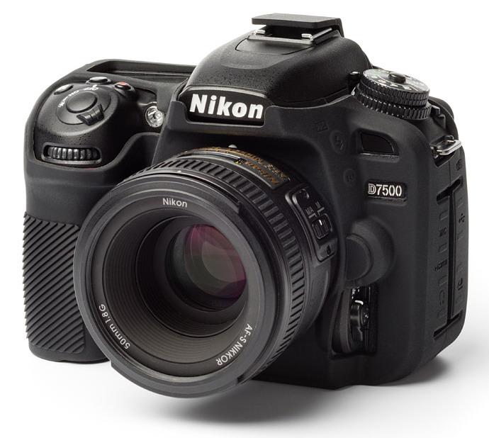 easyCover camera-bescherming voor Nikon D7500