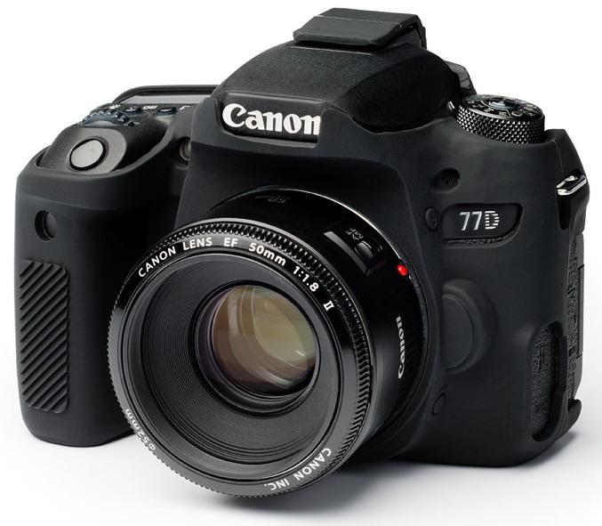 easyCover camera-bescherming voor Canon EOS 77D