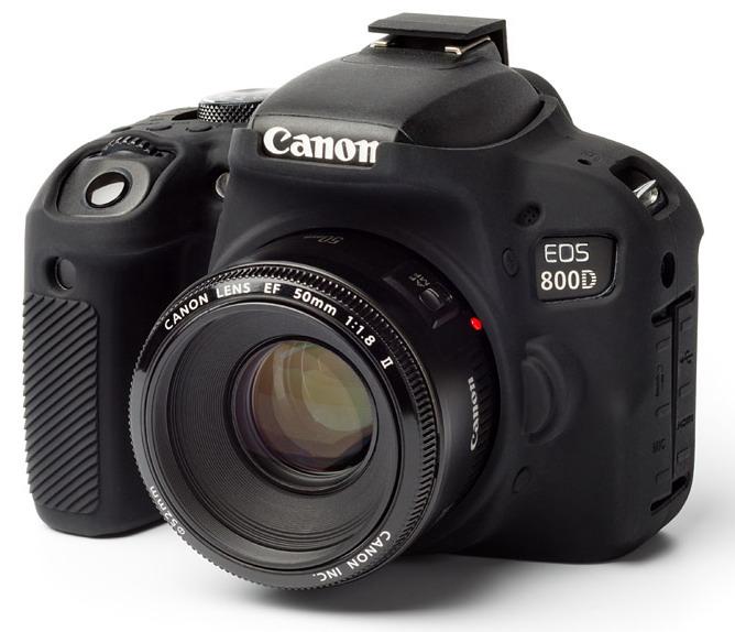 easyCover camera-bescherming voor Canon EOS 800D