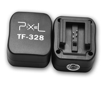 Image of Pixel Hotshoe Adapter met X-Contact TF-328 voor Sony
