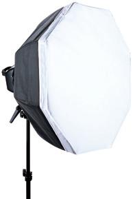 Linkstar Daglichtlamp LSP-5OB6 5x28W Octabox Ø60 cm
