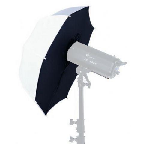 Linkstar Flitsparaplu Softbox Diffuus Wit URF-102L 120 cm