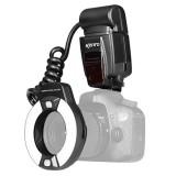 Kenro TTL Macro Ringflitser KFL201C voor Canon