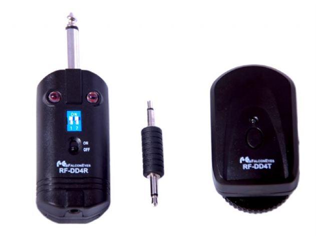 FALCON-EYES FE 292208 RADIOSET RF DD4