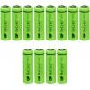 8 plus 4 Gratis GP Recyko+ AA oplaadbare batterijen - 2600mAh inclusief 3 gratis AA/AAA beschermdoosjes