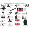 Pro-Mounts 45 in 1 Accessoire Kit voor GoPro en andere Actioncams