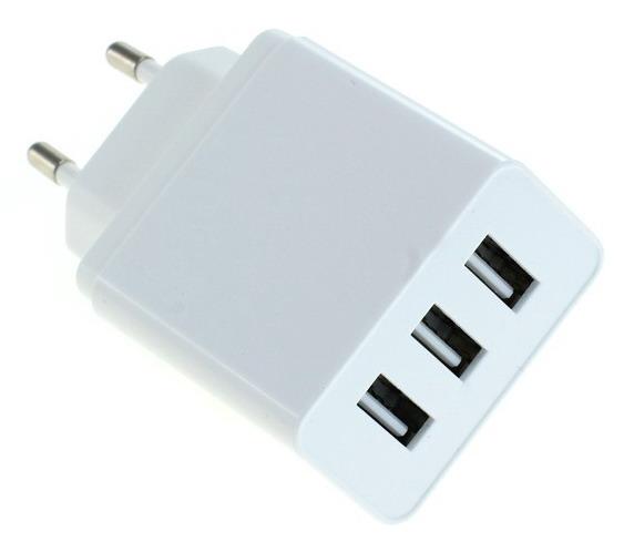 USB adapter 3 poorts multi-adapter met Auto-ID