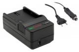 ChiliPower Olympus BLS-1 / BLS-5 oplader - stopcontact en autolader