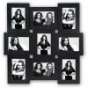 Zep Fotolijst AF33B Vicenza Black voor 9 Foto's