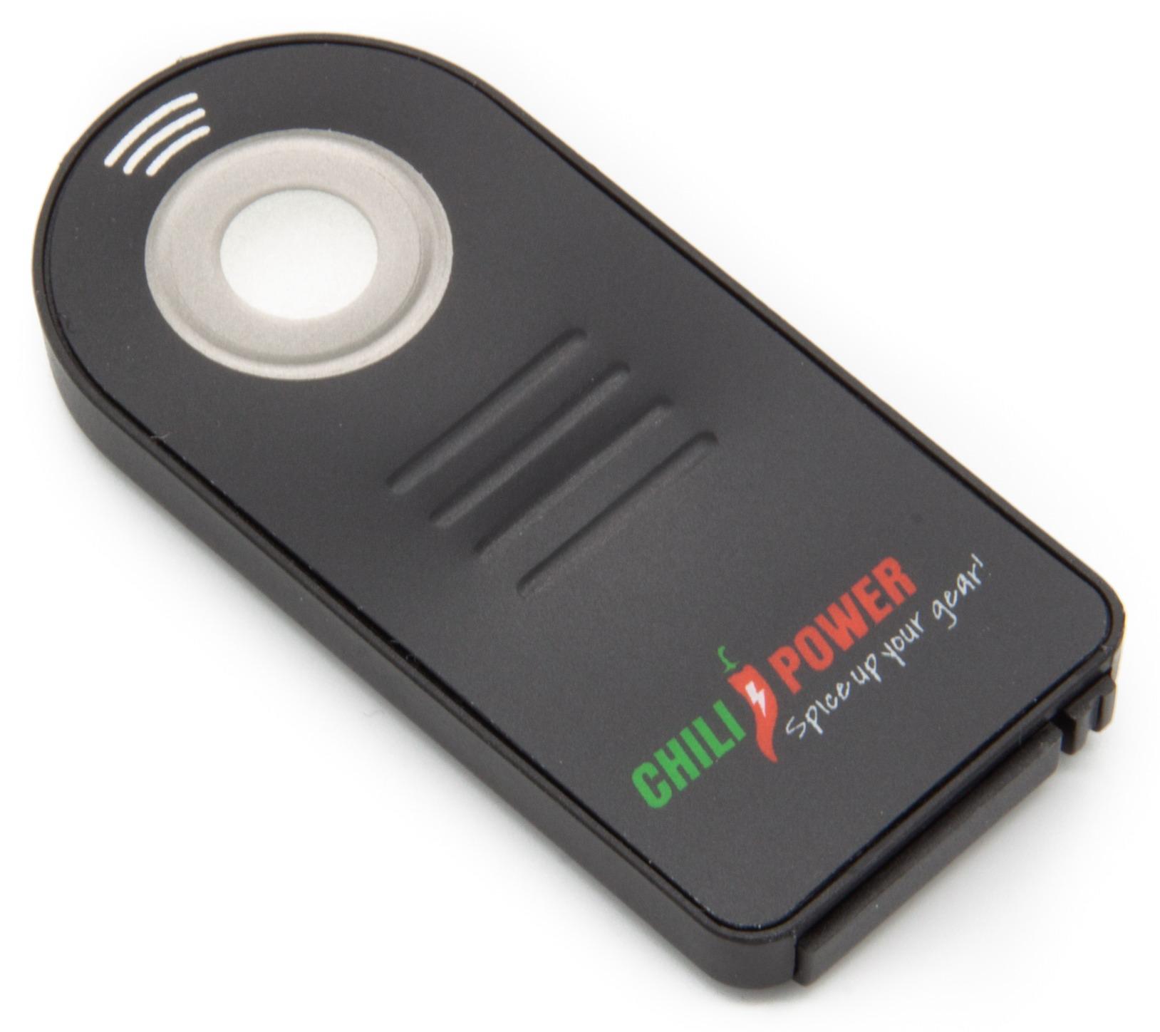 ChiliPower Draadloze afstandsbediening voor vele Nikon camera's