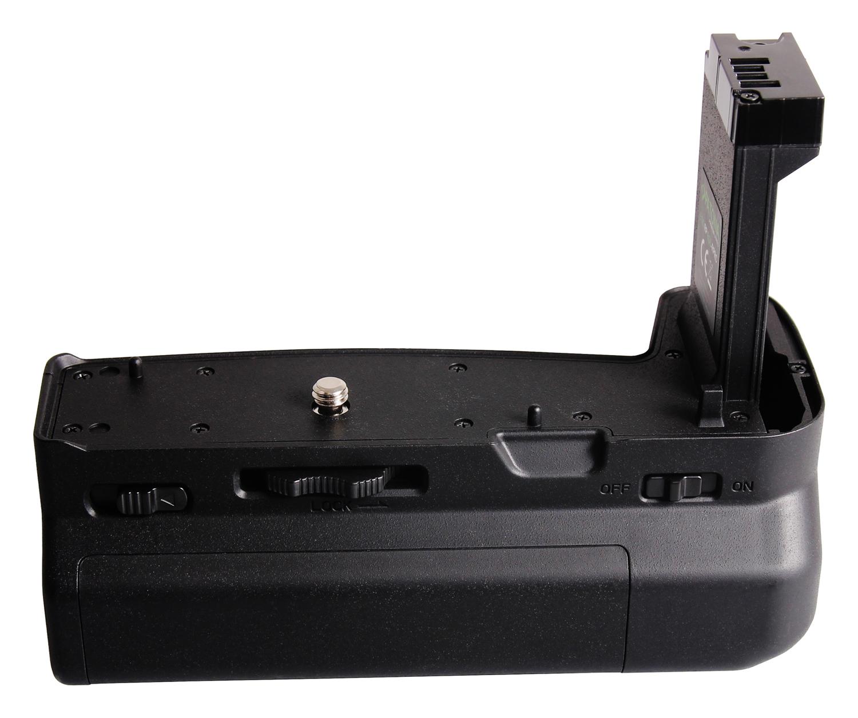Batterygrip voor Canon EOS RP + draadloze afstandsbediening